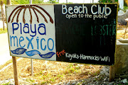 . about Playa Mexico on our two prior trips, so decided to give it a try. (playamexico )
