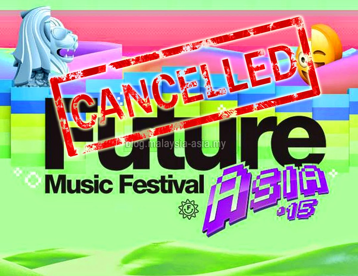 FMFA 2015 in Singapore Cancelled
