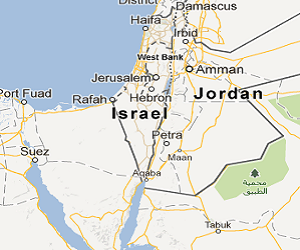Israel_google_map
