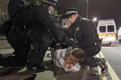 riot london