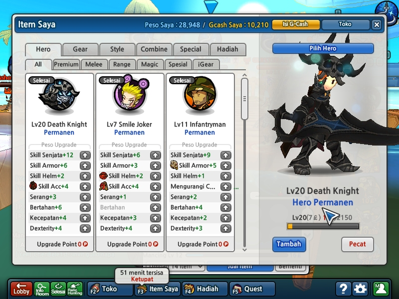Cheat Lost Saga Indonesia Hack GRATIS , Anti BANNED, GB EXp CRUSADe