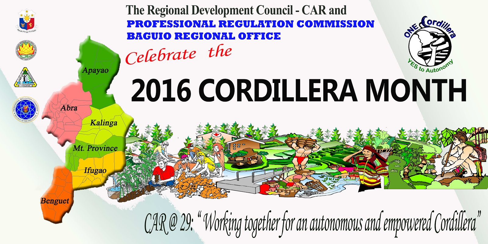 Cordillera Month Celebration