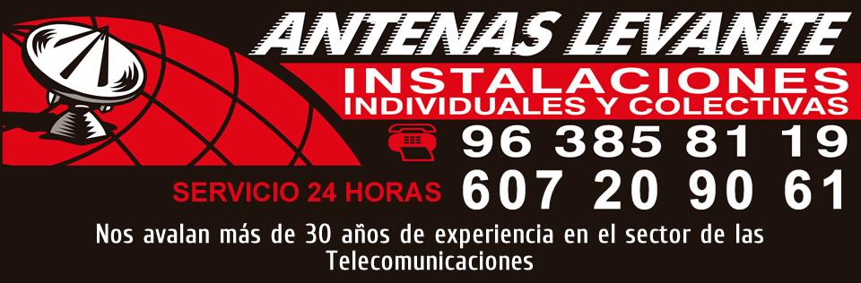 Antenas Levante Valencia