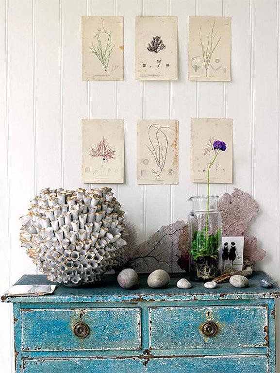 Decorando y renovando decorando con estilo marinero - Muebles estilo marinero ...