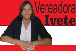 Vereadora Ivete