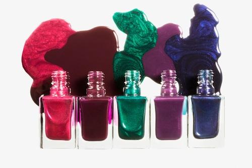 nails Aprenda a Fazer Glitter Polonês Para Unhas