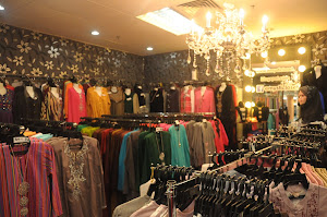Emystic Boutique in PKNS Bangi