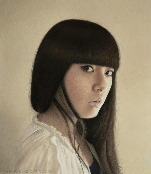 22-Mana-Kelvin-Okafor-Celebrity-Portrait-Drawings-Full-of-Emotions-www-designstack-co