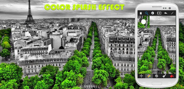 Color Splash Effect Pro v1.4.1 APK