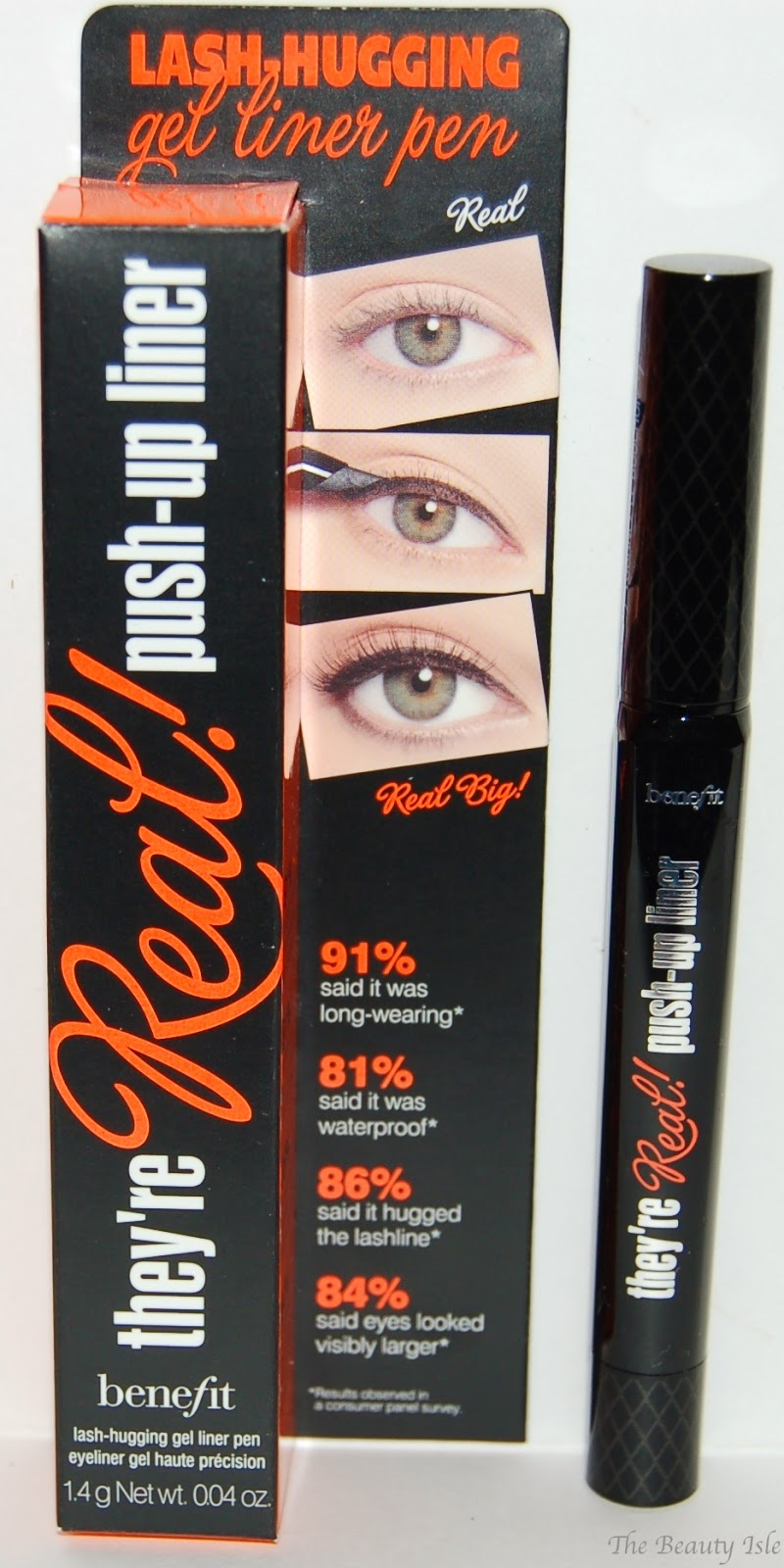 Benefit They're Real! Push-Up Eye Liner