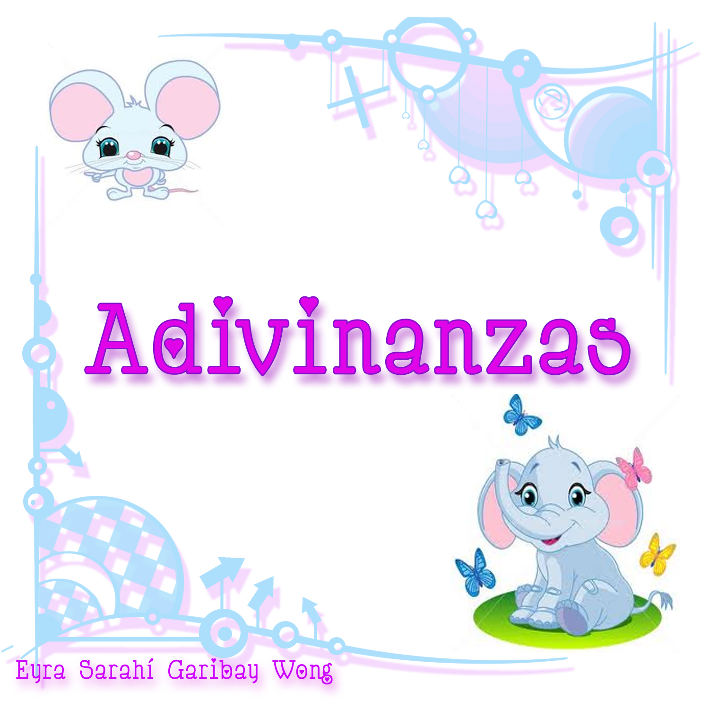 El lenguaje de los ni os adivinanzas con actividades para for Actividades para jardin infantil