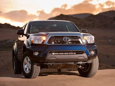 Toyota Tacoma Standard Resolution Wallpaper 1