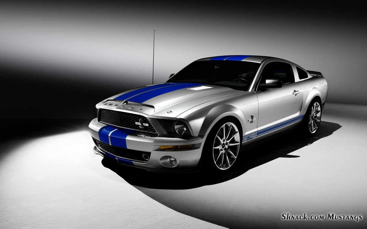 Car Wallpapers Mustang