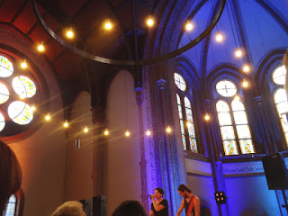 26.08.2015 Essen - Alte Kirche: Jonah