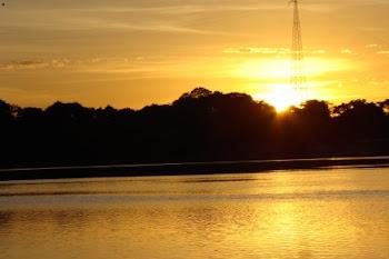 Amanhecer do Rio Araguaia- S.F