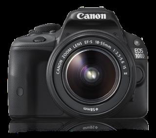 Harga dan Spesifikasi Canon EOS 100D Kit1