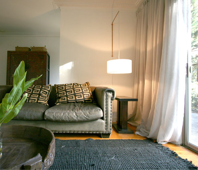 Build House Home: lux curtains for less