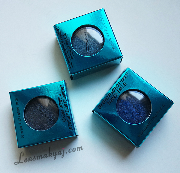 MAC Colourdrenched Pigment