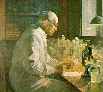 Ciencia, Anselmo Miguel Nieto, Pintura Española, Pintores Españoles, Pintor Español
