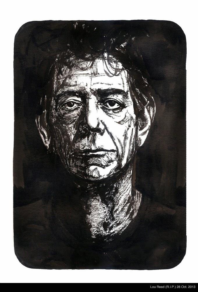 """""""Lou Reed"""" 29 Octub."""