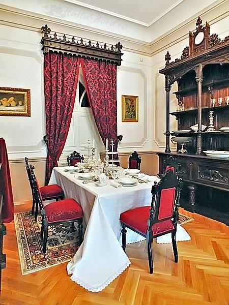 sufrageria palatul ruginoasa