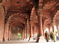 Diwan-i-Am - Red Fort, Delhi