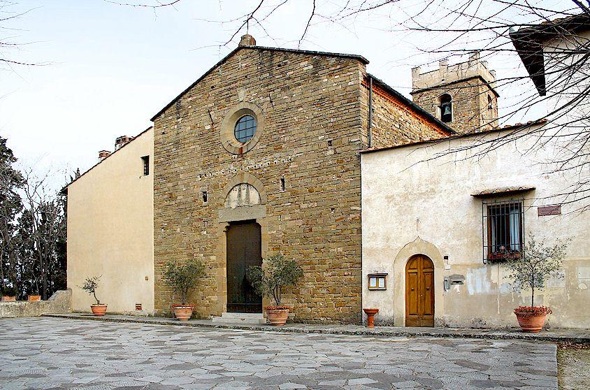 Santa Margherita a Montici near Florence