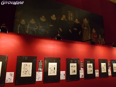 mostra Palzzo Ducale fumetti Lucca