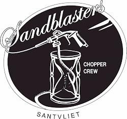 Sandblasters chopper crew