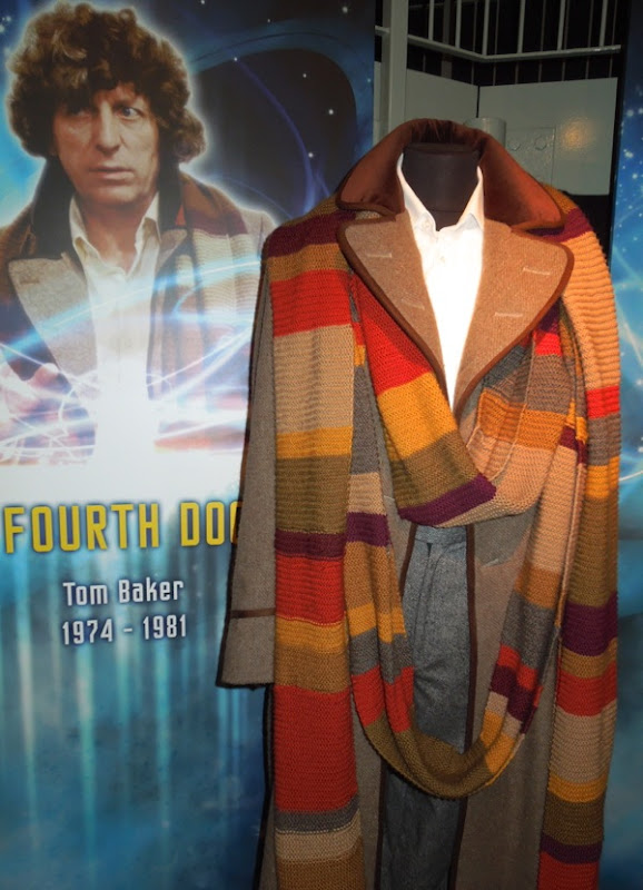 Fourth Doctor Who costume