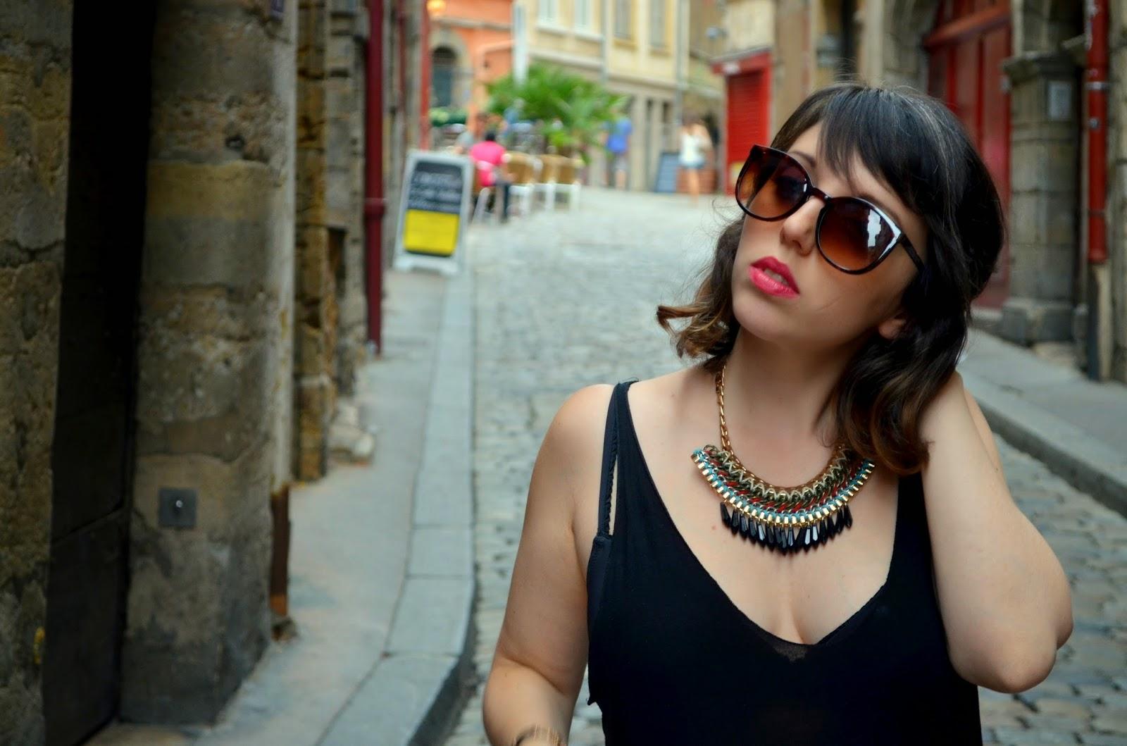top Zara, lunettes primark