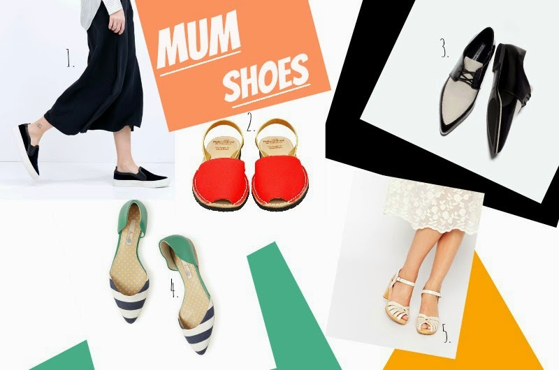 Mum Shoes