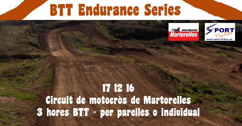 BTT Endurance Series