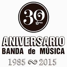 30 ANIV. BANDA MÚSICA
