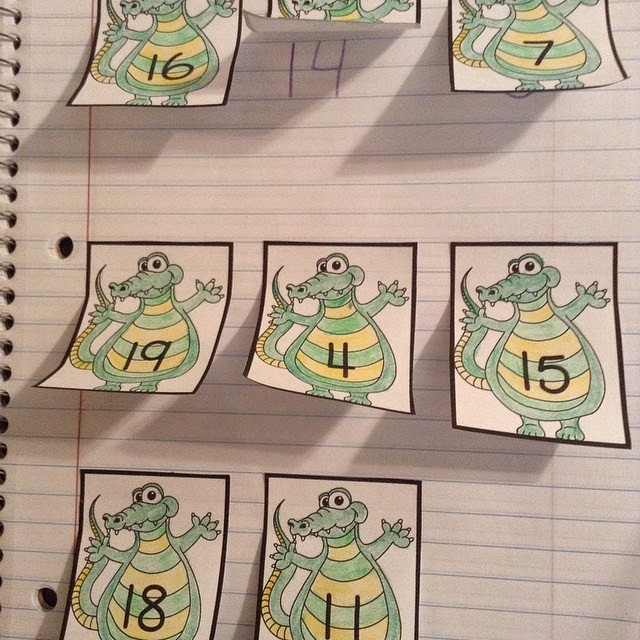 http://www.teacherspayteachers.com/Product/Interactive-Student-Notebook-Numbers-to-20-1525824