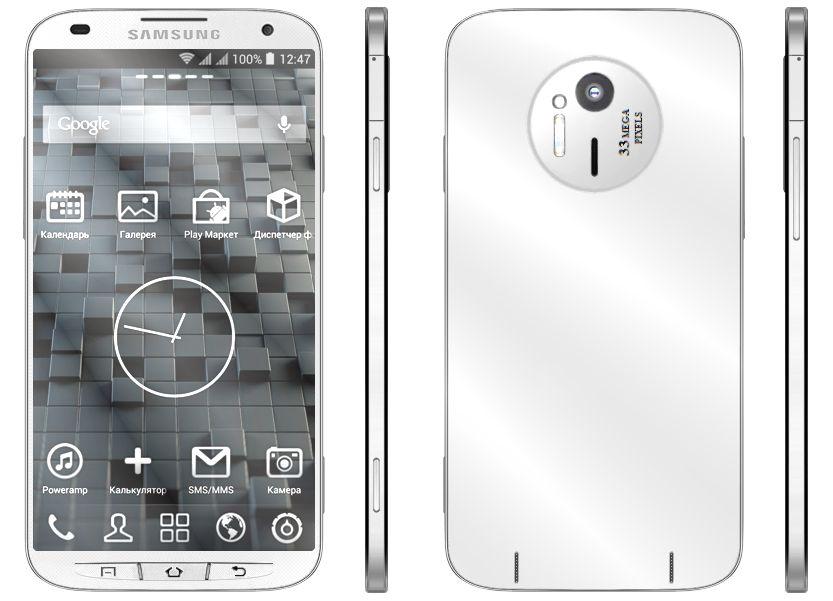 Samsung Galaxy S6 będzię z 6 calowym wyświetlaczem według Uva7