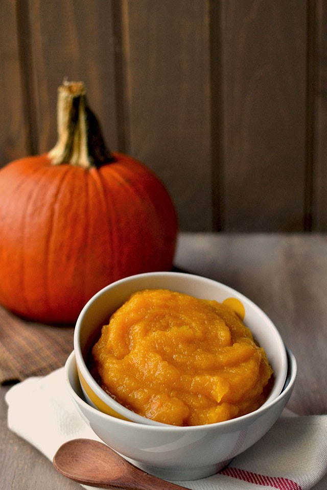 Pumpkin Puree Recipe