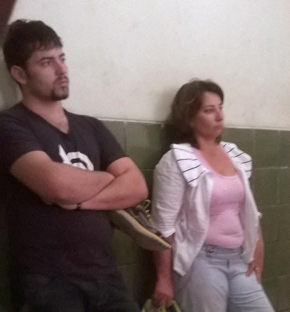 """CASAL DE IDOSOS """"DOPADO""""  EM BONFIM POR MÃE E FILHO DO PILAR"""