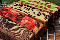 Marble Singapore Cakes