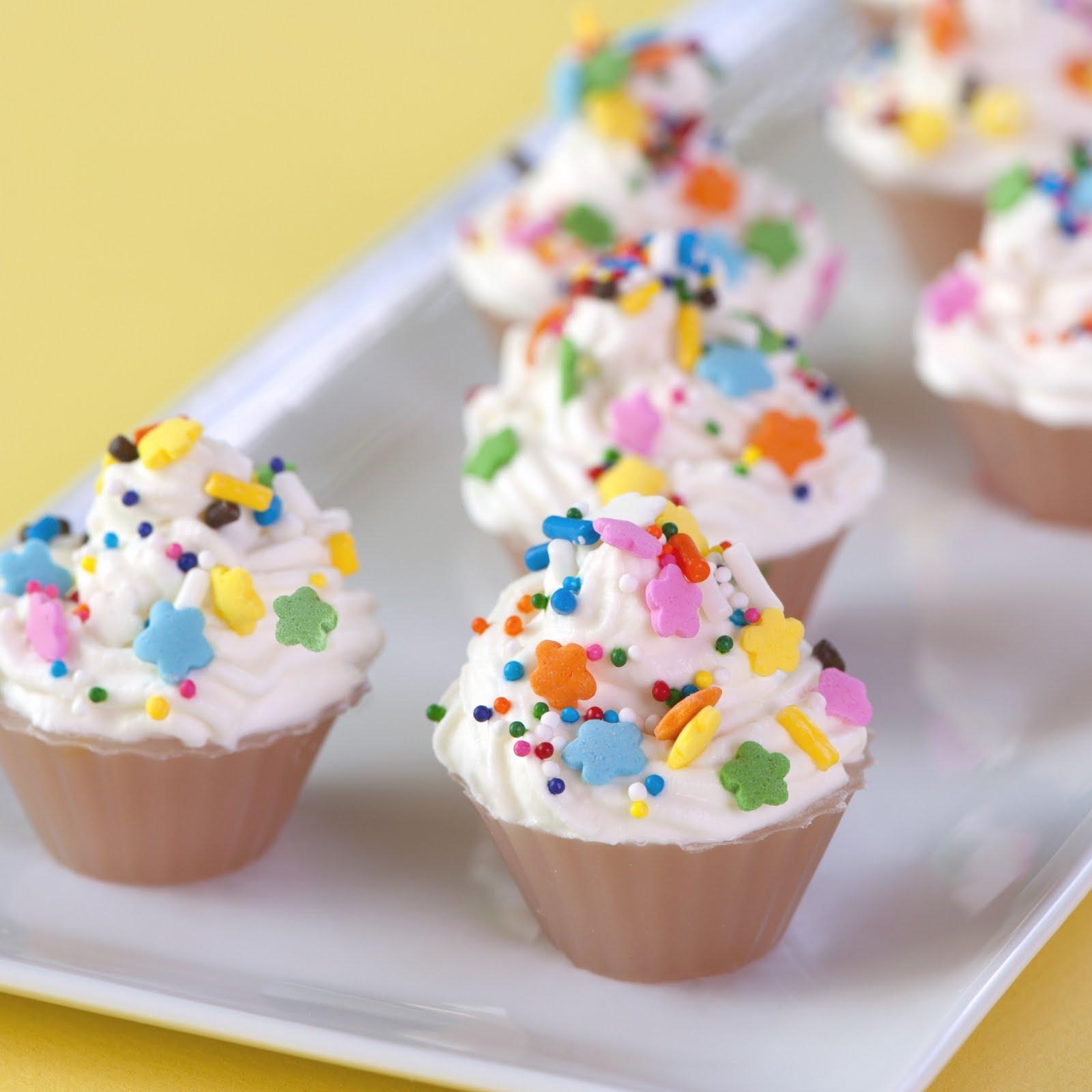 Jelly Shot Recipes Jelly Shot Test Kitchen Birthday Cupcake