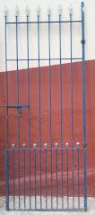 portão social 090 x 2,20