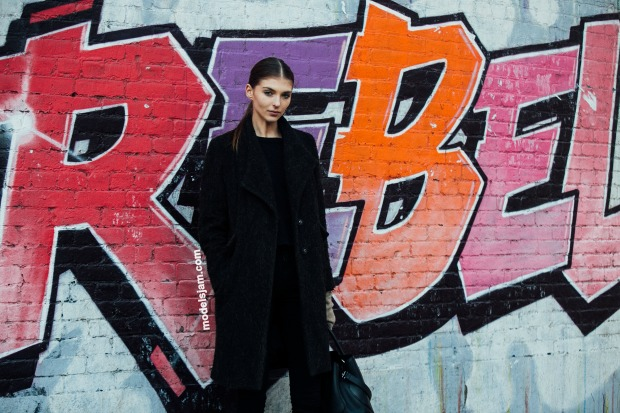 Anastasia Lagune, New York, Ferbaury 2016