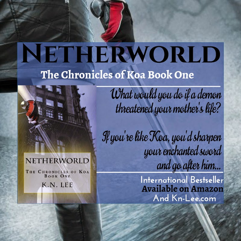 Netherworld (Book One of The Chronicles of Koa)