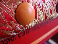 chaise Maharadja