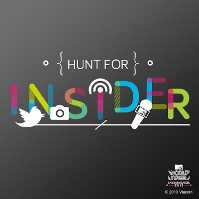 Hunt for MTV World Stage Insider 2013