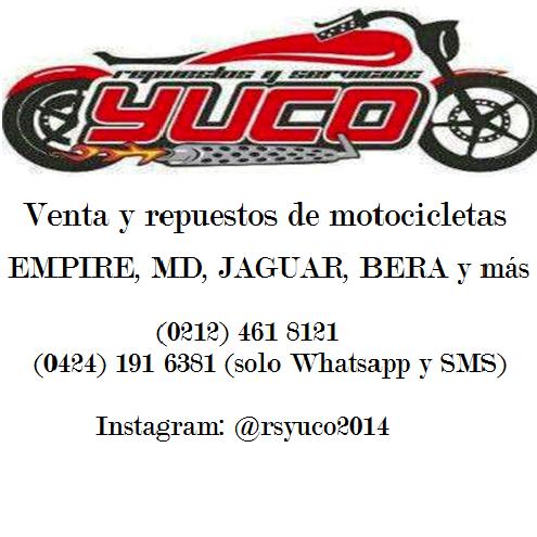 ¿Tienes moto y buscas un repuesto?