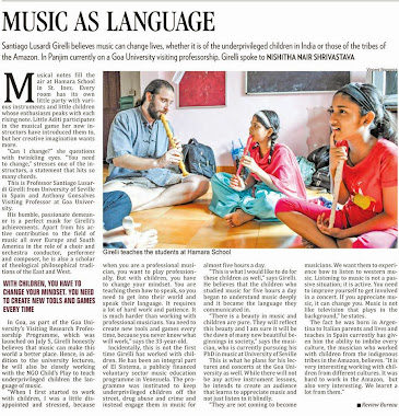 Music as Language