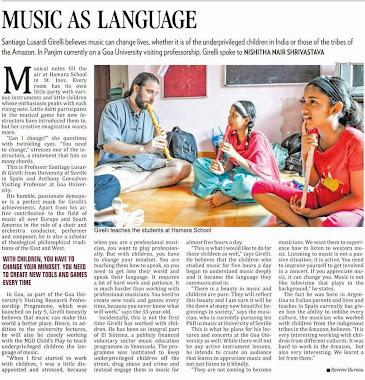 Music as Language