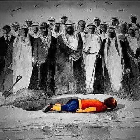 Arabia no ayuda a los refugiados sirios