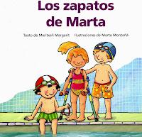 http://www.slideshare.net/MartaCano2/los-zapatos-de-marta-cuento-espina-bifida